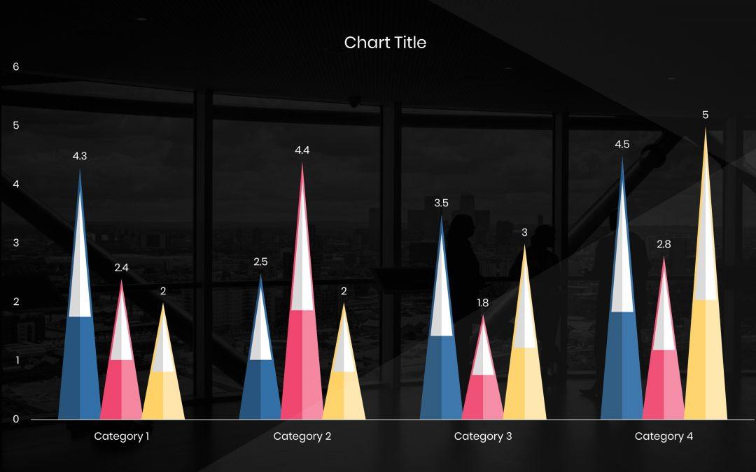 Membuat Tampilan Chart Lebih Menarik dalam PowerPoint